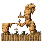 Perion Dungeon Entrance
