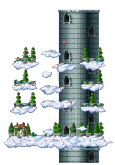 Tower of Goddess <Garden>