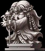Magician Statue
